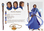 commission 78 Marthin charachter sheet