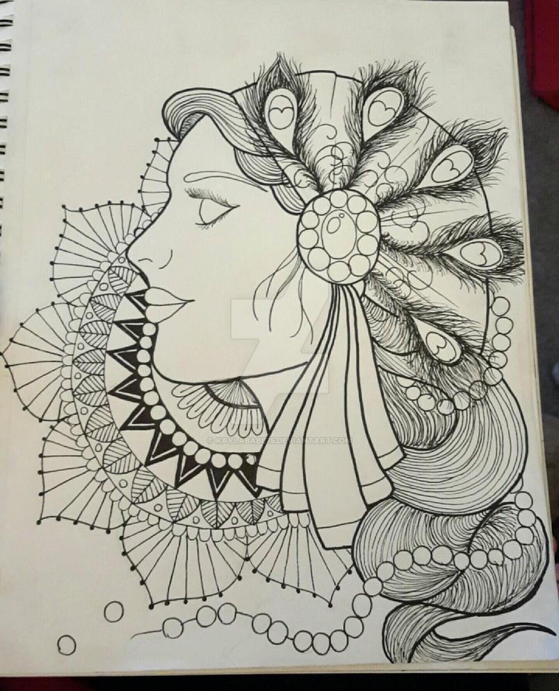 mandala gypsy by Kaylababe75
