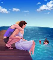 Summer Breeze by erandil