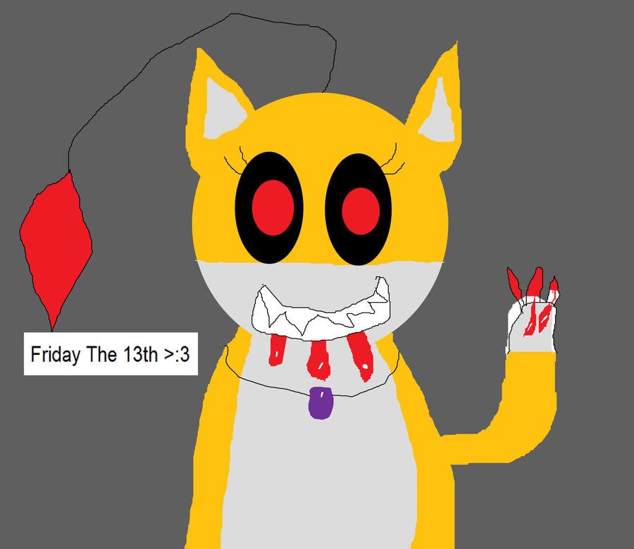Friday the 13th by Taildoll