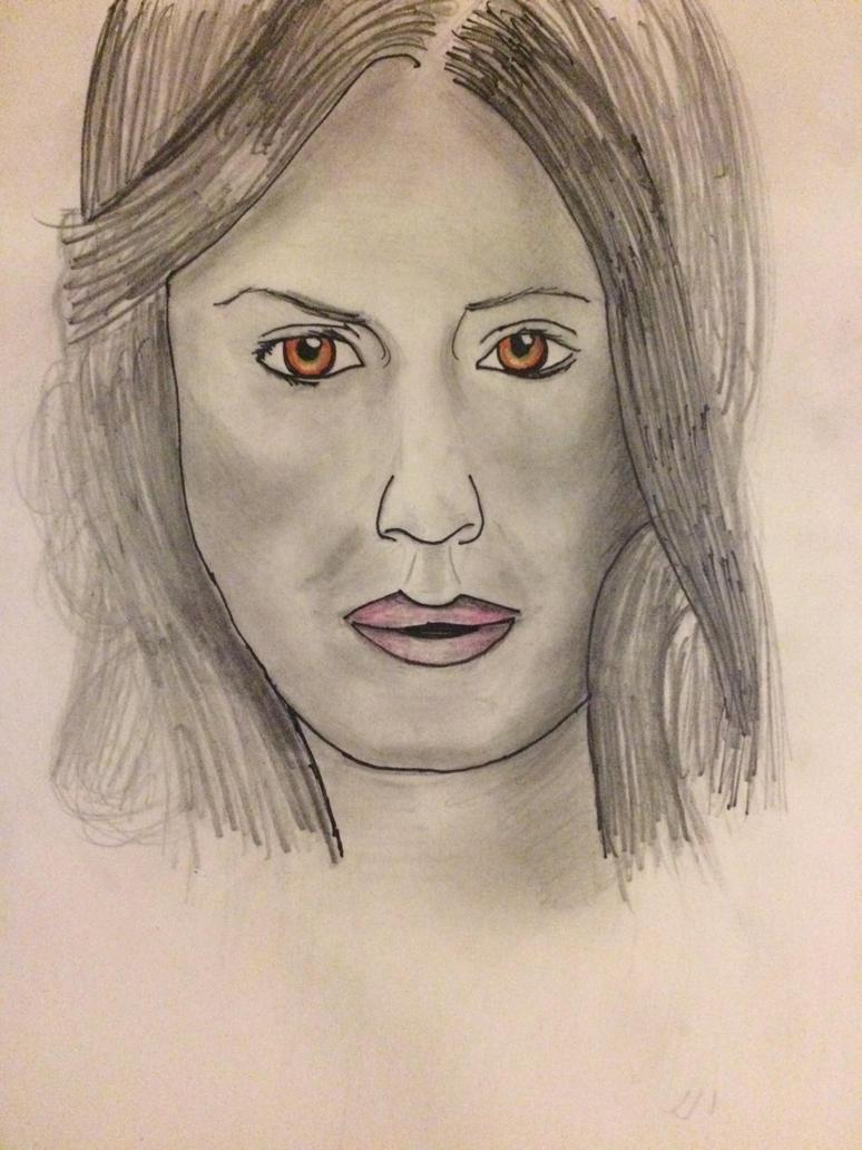 Karen Gillian by salamangkiro