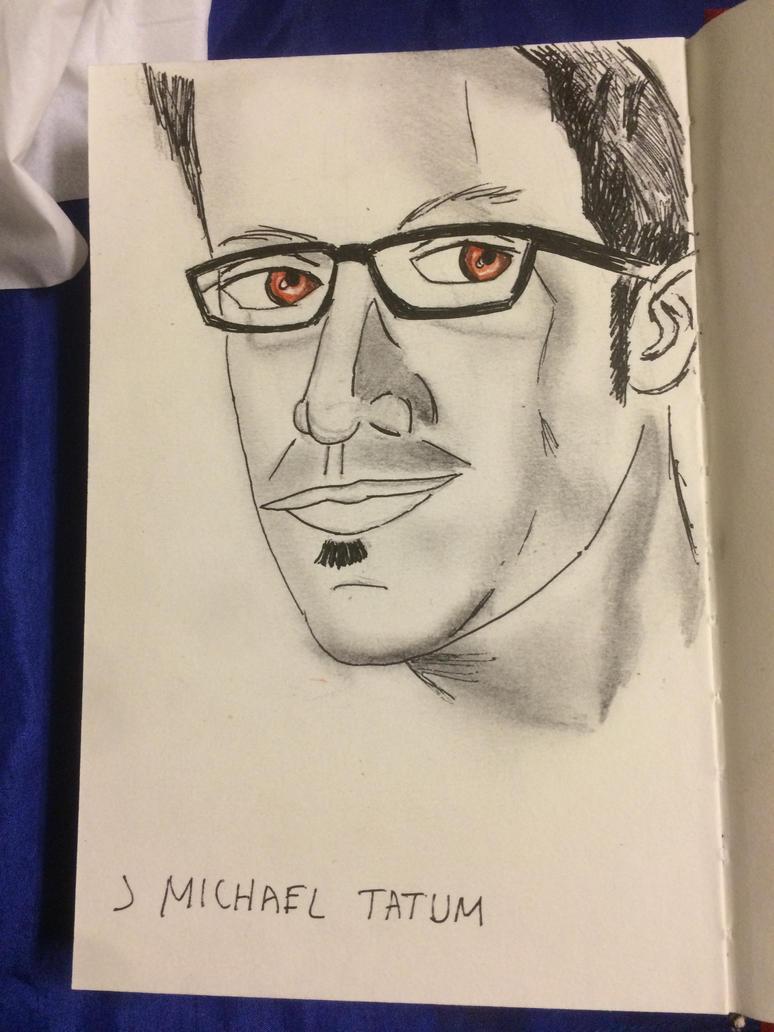 J Michael Tatum by salamangkiro