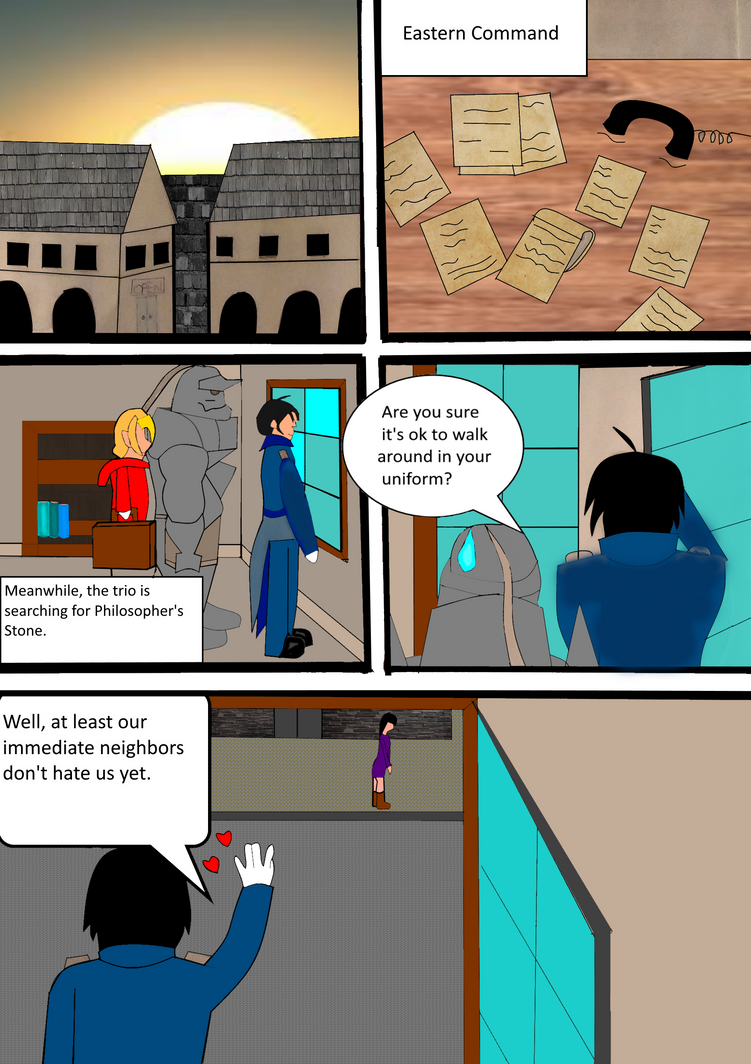 FMA: The Abducted Alchemist - Chapter 2 - 24 by salamangkiro