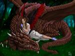 Dragon nd angel
