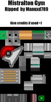 [RPG Maker XP Size] Free Use Mistralton Gym Tiles