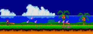 The Adventure of Melody 1st Screenshot