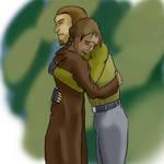 Kanan and Depa Reunion