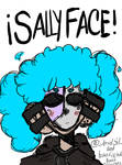 Sally face because why not !