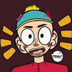 WENDLY?! FUCKING WENDLY?!! -Cartman