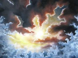 Clouds by JoanCzyk