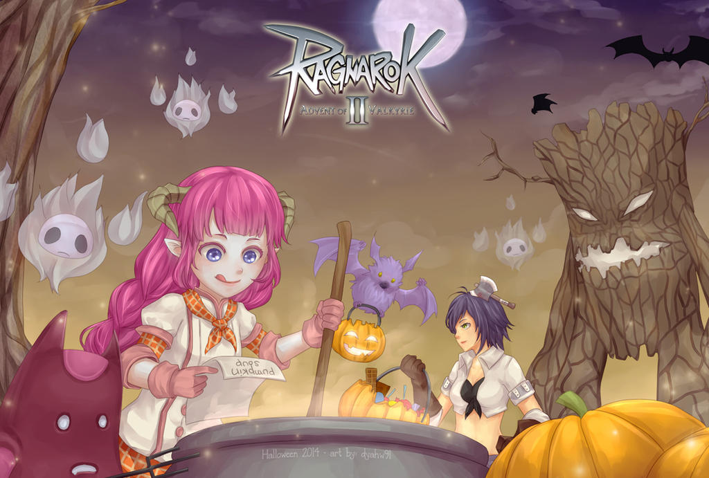 RO2: Halloween 2014 by Lurxneat