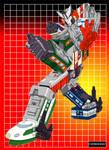 Transformers G1 Raiden