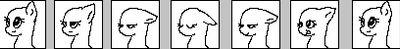 Blinking Pony Icon Base (free)