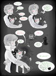 Rainy Nights- LadyNoir Comic Page 20
