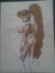 Drollwife4 by djonscott