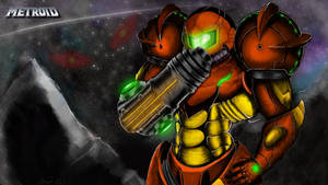 Samus Tribute by OmegaBigAxiom