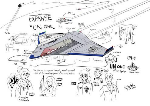 The Expanse - UN ONE