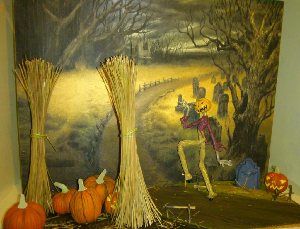 Halloween s scene from Jack by SHACKACM
