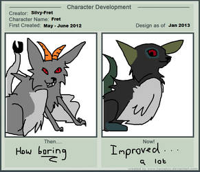 Fret development