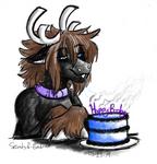 .:Happy Birthday Ghastly:. by Secrets-of-Everfree