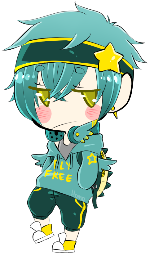 little rai cheeb thing-- by k-kinq