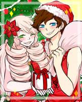 Holiday Comm: XxladysapphirexX by bakaqeyama