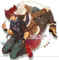 YCH: Velums by bakaqeyama