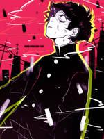 [Mob Psycho 100] by bakaqeyama