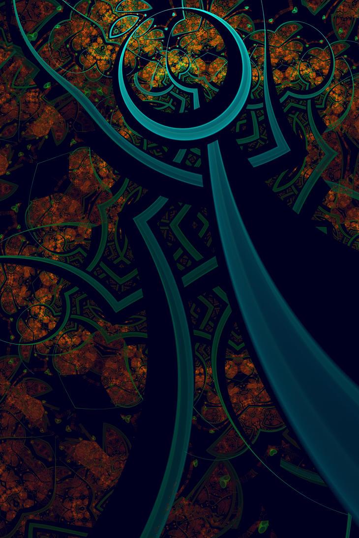 The Orange Geometrica by DSMeskalito