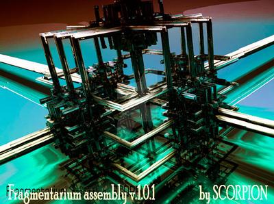 Fragmentarium by SCORPION v.1.0.1 by DSMeskalito
