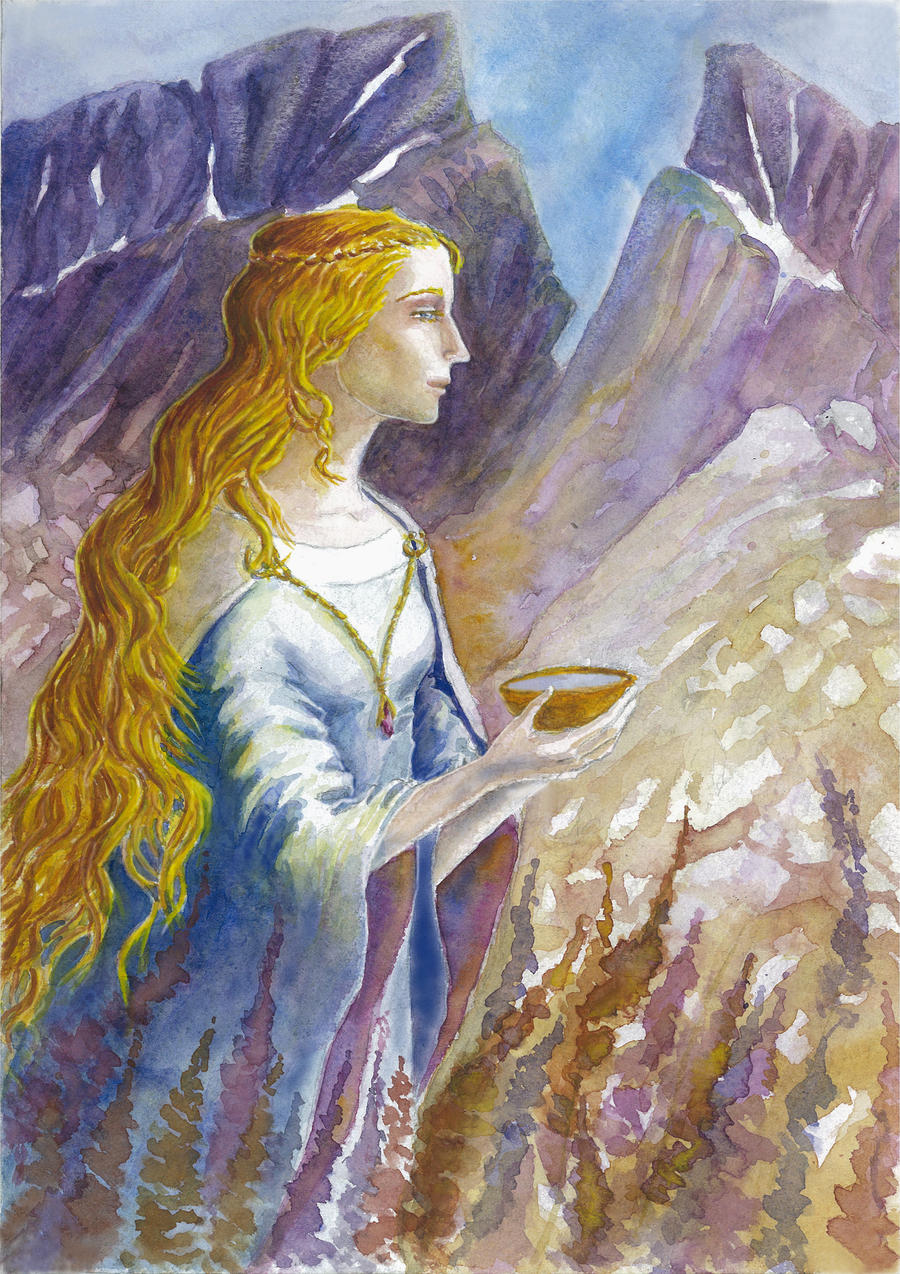 Galadriel_ by Losse-elda