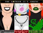 Gotham City Sirens Wallpaper by ThatAlexDude