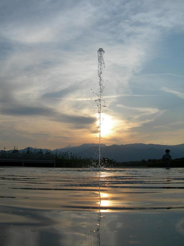 Fountain of Venaria Reale