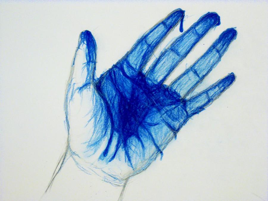 Blue Blood by Sketchbook-Dancer88