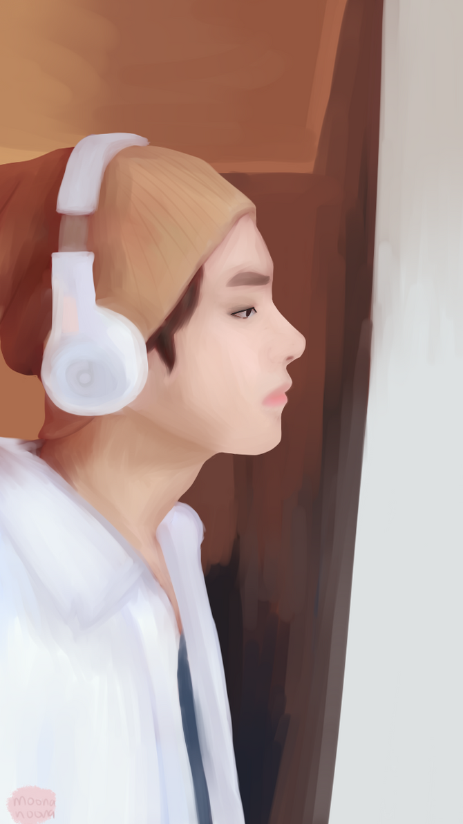 Taehyung by angelicida
