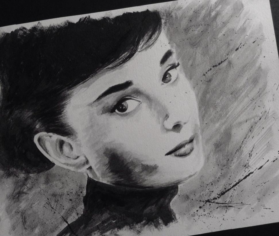 Audrey by J-a-c-q-u-e-s