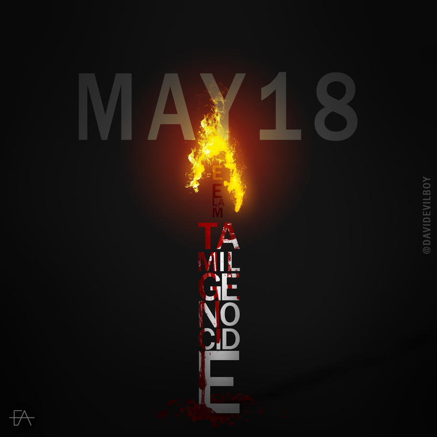 May18 genocide day by evilboydavid