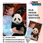 Old Image Editing Services