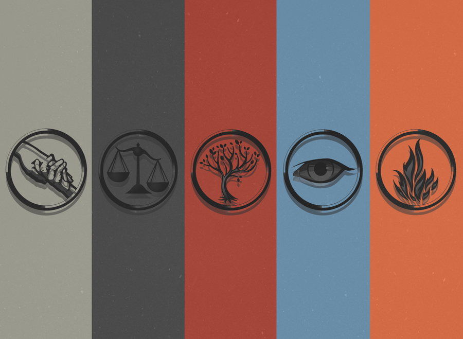divergent symbols and meanings - 900×659