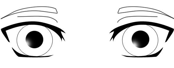 Line Art Eyes : Eye s lineart by nekuzumi on deviantart