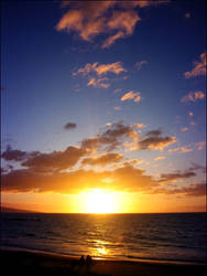 Magic Isle Sunset by eeron
