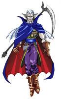 Chrono Trigger's-Magus by Sooperkreep