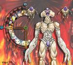 Lavos New _ Chrono Trigger