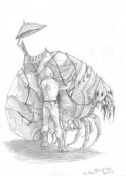 Beast Of Burden by MainmangoII