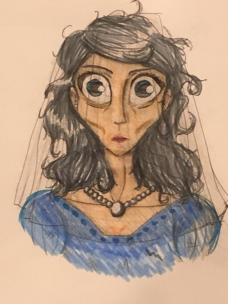 browsing drawings on miss havisham by happypotatoperson