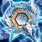 Mirror of the Ice Barrier