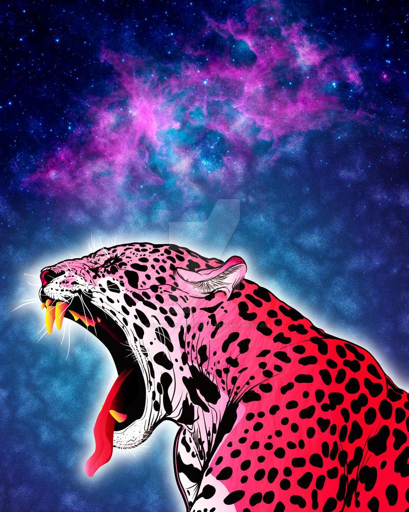 Cosmic Jaguar by YoungIllustrious33