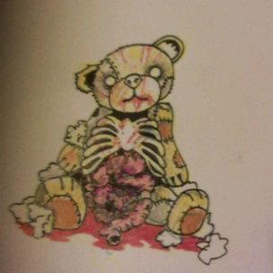 Zombie Bear By Junkyard Zombie On Deviantart