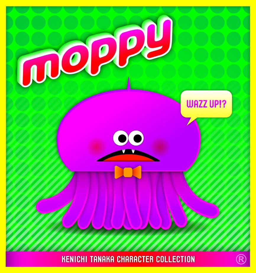 MOPPY by Kenichi-Japan