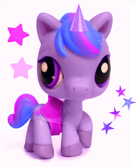 LPS TWILIGHT SPARKLE by Puffypaw